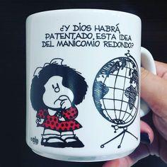 Buen feriado en @vivalafrida_objetos con nuestra querida #mafalda #quino te esperamos mañana en nuestra #tienda Guemes 50 #ramosmejia #taza #mugs #diseños by vivalafrida_objetos