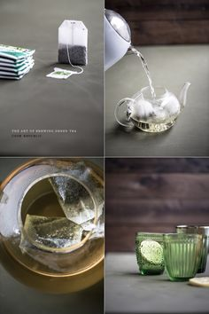 The Art Of Brewing Green Tea - Sneh Roy, Styling & Photography