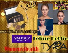 Start your day with exotic feline eyes with Tyra Beauty Smize It eye shadow pigmented beautiful packaging brush is so cool shaped in a way to for a professional application. You don't need to be a pro , Tyra gives all the tools to make you a pro for a beautiful makeup celebrity style www.tyra.com/beauttogo 💻💄👄❤️⚡️🙏#tyrabanks #tyrabeauty #tyramail #beauttogo #eyes