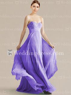 Elegant Dress_Purple