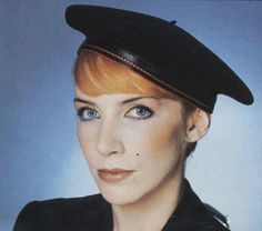Young Annie Lennox