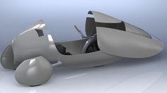 Gisteren heb ik tijdens het Velomobile Seminar in Dronten de eerste contouren onthuld van de VeloTilt. Hiernaast laat ik de presentatie zien...