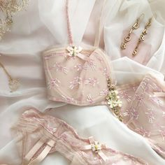"""""""perfect lingerie set for Valentine's Day"""" Pink Lingerie, Lingerie Outfits, Pretty Lingerie, Luxury Lingerie, Beautiful Lingerie, Lingerie Sleepwear, Women Lingerie, Lingerie Shorts, Pretty Bras"""