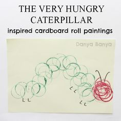 Preschool on pinterest eric carle hungry caterpillar and the very