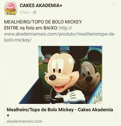 MEALHEIRO/TOPO DE BOLO MICKEY ENTRE na foto em BAIXO: http://www.akademiamais.com/produto/mealheirotopo-de-bolo-mickey/
