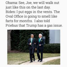 OBAMA AND BIDEN MEMES