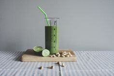 keep it simple and fit #smoothie #green #cleaneating