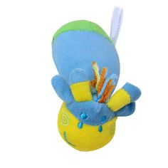 Adarl Chic Pet Play Toy Soft Little Cow Plush Chew Sound Squeaky For Dog Cat Puppy Pet Blue >>> Check this awesome product by going to the link at the image. (This is an affiliate link and I receive a commission for the sales)