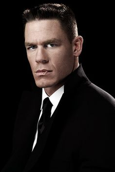 John Cena- All that is man. :)