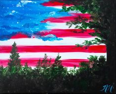 Patriotic Sky