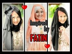 "Dear Followers… here we -again- proudly present a simple way how to don Pashmina Hijab inspired by Fatin Shidqia Lubis, the Winner of X FACTOR Indonesia 2013. Well, she looked so stunning with this style in the event of ""Menuju Miss World"" (17 June 2013) displayed on RCTI. Find her step of wearing the Pashmina hijab in this video.  Indeed, it's already been modified by Didowardah with the use of a beautiful hat-like brooch on it. Ok just check it out… Thank you for watching ^_^"