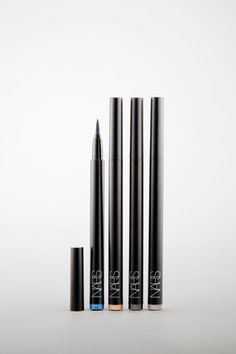 NARS Stylo   Available in four hues — helllooo navy blue — this modern liquid liner from NARS features a needle-thin tip for precise application, vibrant color, and long-lasting (we're talking up to 24 hours here) wear.  #Refinery29  $27, available at NARS.