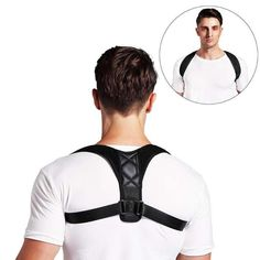 How to wear posture corrector from EFGH on Vimeo. Item Type: Braces & SupportsMaterial: Composite MaterialBrand Name: LISMEffect: Bone CareModel Number: Type: Braces & back posture adjustable back posture correctorFeature posture corrector manF Shoulder Support Brace, Shoulder Brace, Shoulder Posture, Good Posture, Improve Posture, Perfect Posture, Posture Corrector For Men, Posture Support, Muscle Imbalance