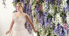 Plus Size Wedding Dresses For Brides With Curves | Callista Bridal