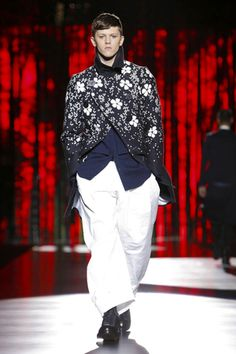 Dsquared2 Menswear Fall Winter 2016 Milan - NOWFASHION