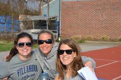 Villanova Girls Youth Lacrosse Mini Tournament 2014.  Help by the Womens Villanova Lacrosse Team.  #villanovaatheletics #lacrosse #cuddlemykids