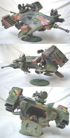 Captured Tau Devilfish