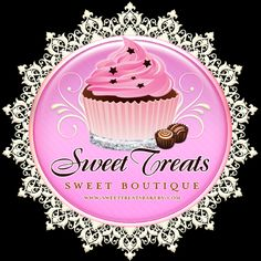 Cupcake Logo Design by Phrizbie Design, designers of everything from logos, business cards, websites to labels and branding!