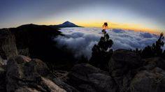 """El Cielo de Canarias / Canary sky - Tenerife by Daniel López. """"El Cielo de Canarias"""""""