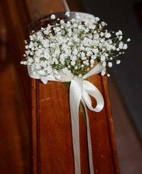 Wedding Ceremony Flowers - Shades of Bloom Floral Design