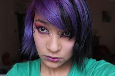 Violet&Pink make up