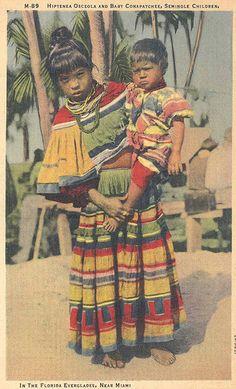 Seminole Girl