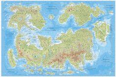 Imaginary Cartography