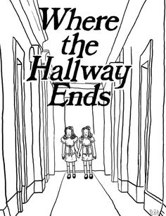 The Shining | If Horror Movies From The '80s Were Actually Children's Books