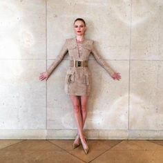 Make like Kate Bosworth and get yourself a lace up dress (shop my favorites today on chicityfashion.com)