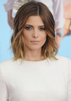 Amazing hair length and color