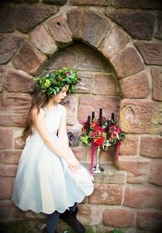 Unique flower arrangements for every occasion. We offer same day delivery in Market Drayton and Shropshire area. Unique Flower Arrangements, Unique Flowers, Wedding Flowers, Wedding Dresses, Gothic Wedding, Alternative Wedding, Houseplants, Cactus Plants, Free Delivery
