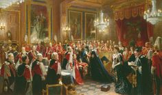 Investiture of Haakon VII, King of Norway with the Order of the Garter, 1906 Sydney Prior Hall was an English artist. A substantial portion of his output was in the form of journalistic drawings. Princess Victoria, Queen Victoria, Queen Mary, Queen Elizabeth, Maud Of Wales, Christian Ix, Order Of The Garter, Princess Louise, Royal Collection Trust