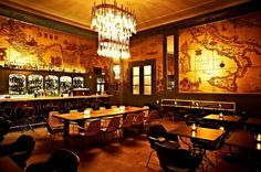 Die goldene Bar in München
