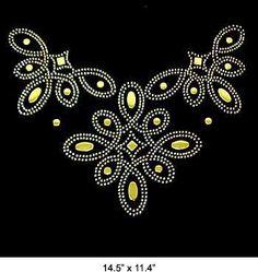 O bordado é amplamente utilizado em objetos de decoração, roupas, acessórios, sapatos, bolsas, enfim, não é preciso procurar muito para...