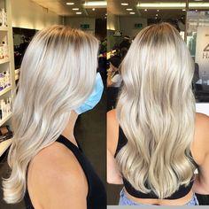 Cool Blonde Hair Colour, Summer Blonde Hair, Bright Blonde Hair, Bleach Blonde Hair, Blonde Hair Shades, Dyed Blonde Hair, Blonde Hair Looks, Baby Blonde Hair, Icy Blonde