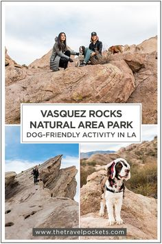 Vasquez Rocks Los Angeles Dog Travel, Travel Usa, Cool Places To Visit, Great Places, Vasquez Rocks, Los Angeles Travel, Worldwide Travel, Downtown Los Angeles, Cool Pools