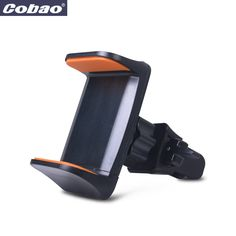 Cobao Universal Phone Holder 360 Car Air Vent Mobile Phone Holder Car Mount Stand for iPhone Samsung Cell Phone Bracket
