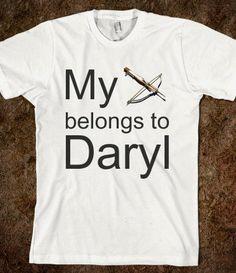 Daryl Dixon,  xoxo