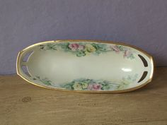 Antique 1920's PSAA Schonwald Bavaria porcelain by ShoponSherman, $29.00