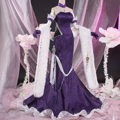 Pretty Outfits, Pretty Dresses, Beautiful Dresses, Old Fashion Dresses, Fashion Outfits, Ball Dresses, Ball Gowns, Fantasy Gowns, Fairytale Dress