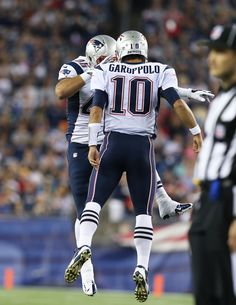 Jimmy to Jimmy for the TD! #PHIvsNE