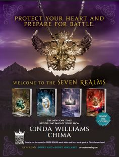 The Seven Realms Series, Cinda Williams Chima