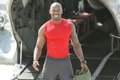 Dolvett Quince-trainer  OH MY!  he can train me ANYDAY!  MMMMMM!  YUMMY!