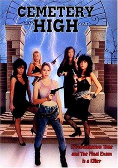Watch Cemetery High online for free at HD quality, full-length movie. Watch Cemetery High movie online from The movie Cemetery High has got a rating, of total votes for watching this movie online. Internet Movies, Movies Online, Top Movies, Movies To Watch, High School Girls, Action Movies, Cemetery, Movie Tv, Rid