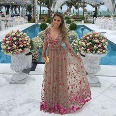 Vestido de madrinha de casamento by Patricia Bonaldi