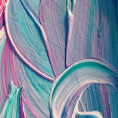 Colores en una pincelada