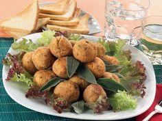 polpette-di-tonno-e-pure Ethnic Recipes, Food, Essen, Meals, Yemek, Eten