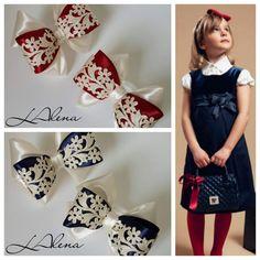 Одноклассники Baby Hair Bows, Ribbon Hair Bows, Peach Cupcakes, Crazy Hair, Frocks, Girl Hairstyles, Hair Clips, Headbands, Diy And Crafts