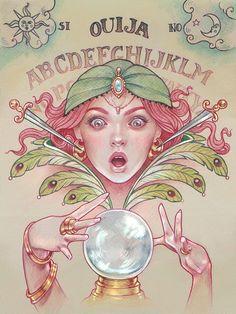Art is a Feeling - Fate -Marta Adán http://madanmar.deviantart.com/
