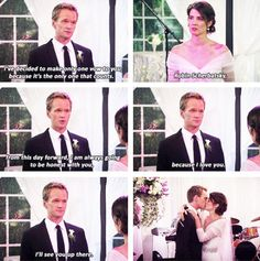 Barney's vow to Robin! How I Met Your Mother #himym
